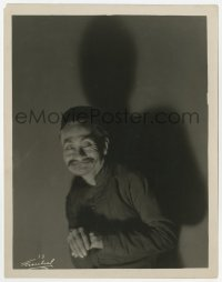 6h832 SOJIN KAMIYAMA 8x10.25 still 1920s great moody portrait of the Japanese actor by Freulich!