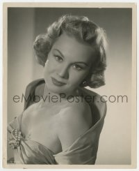 6h952 VIRGINIA MAYO 8x10 still 1953 sexy head & shoulders portrait when she made Devil's Canyon!