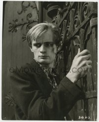 6h950 VIOLENT PLAYGROUND English 7.5x9.5 still 1958 young David McCallum as a juvenile delinquent!