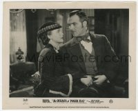 6h040 OUTCASTS OF POKER FLAT English FOH LC 1937 close up of Preston Foster & pretty Jean Muir!