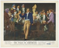 6h031 TALES OF HOFFMANN color English FOH LC 1951 Robert Helpmann with arm raised by table!