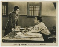 6h042 UP THE RIVER English FOH LC 1930 sexy Claire Luce looks down at young Humphrey Bogart!