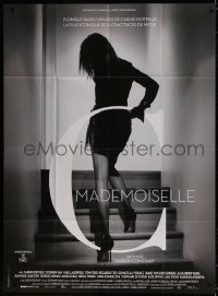 6k791 MADEMOISELLE C French 1p 2013 documentary about Vogue PAris editor-in-chief Carol Roitfeld!