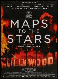 6k797 MAPS TO THE STARS French 1p 2014 David Cronenberg, eventually stars will burn out!