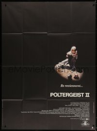6k854 POLTERGEIST II French 1p 1986 Heather O'Rourke, The Other Side, they're back!