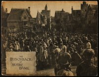 6w112 HUNCHBACK OF NOTRE DAME 11x14 promo kit 1939 includes 12 stills, 4 photos, and a RKO letter!