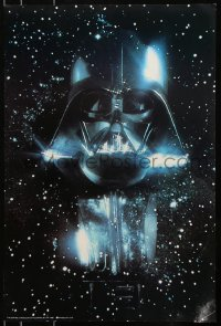 6x117 EMPIRE STRIKES BACK 3 color 20x30 stills 1980 cool images of Darth Vader, Luke & Imperial ship
