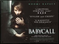 6y456 BABYCALL British quad 2012 how far will you go to protect the ones you love?