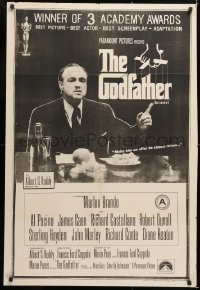 6y063 GODFATHER revised Indian 1972 Don Corleone Marlon Brando will make an offer you cannot refuse!