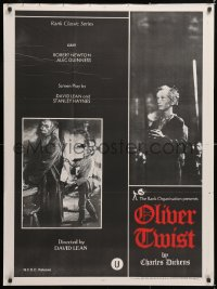 6y068 OLIVER TWIST Indian R1960s Robert Newton as Sykes, Davies, directed by David Lean!