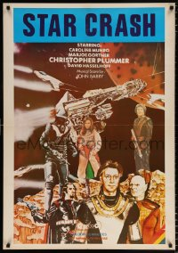 6y016 STARCRASH Lebanese 1979 cool Italian/U.S. sci-fi adventure, different art and images!