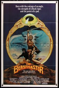7b130 BEASTMASTER int'l 1sh 1982 super-sexy Tanya Roberts as featured in Playboy!