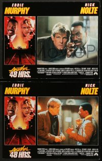 7c039 ANOTHER 48 HRS 8 LCs 1990 ex-con Eddie Murphy & cop Nick Nolte are back in town!
