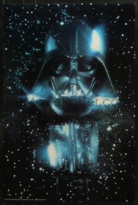 7d063 EMPIRE STRIKES BACK 3 color 20x30 stills 1980 cool images of Darth Vader, Luke & Darth Vader!