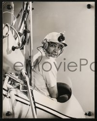 7g010 YOU ONLY LIVE TWICE 2 8x10.25 German stills 1967 Connery as James Bond in gyrocopter, stunt work!