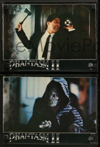 7g023 PHANTASM II 8 South American LCs 1988 terrifying killer ball is back, ultimate evil!