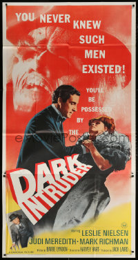 7t206 DARK INTRUDER 3sh 1965 he kills with the power of demons a million years old!