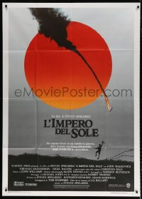 7t786 EMPIRE OF THE SUN Italian 1p 1988 directed by Stephen Spielberg, first Christian Bale!