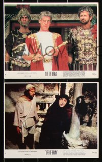 8c079 LIFE OF BRIAN 6 8x10 mini LCs 1979 Monty Python, Graham Chapman, John Cleese, Terry Jones