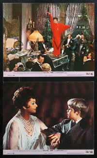 8c031 MAME 8 8x10 mini LCs 1974 Lucille Ball, from Broadway musical, great images!