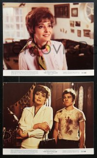 8c035 NIGHT DIGGER 8 color 8x10 stills 1971 Patricia Neal, Pamela Brown, Nicholas Clay!