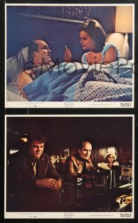 8c041 OUTFIT 8 8x10 mini LCs 1973 Robert Duvall, Joe Don Baker, Karen Black, Robert Ryan
