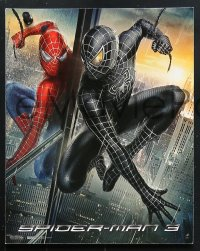 8c009 SPIDER-MAN 3 10 8x10 mini LCs 2007 Sam Raimi, Tobey Maguire, Kirsten Dunst, James Franco!