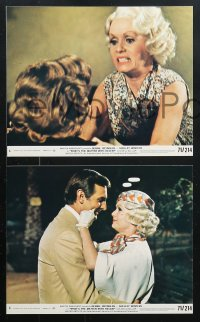 8c053 WHAT'S THE MATTER WITH HELEN 8 8x10 mini LCs 1971 Debbie Reynolds, Shelley Winters, Weaver!