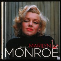 8h055 IMAGES OF MARILYN MONROE hardcover book 2008 with many full-page images of the movie legend!
