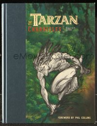 8h034 TARZAN hardcover book 1999 Disney, pre-production art, concept art & much more!