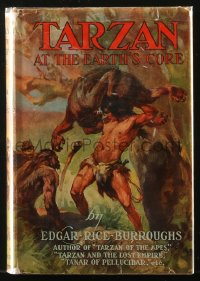 8h039 TARZAN Burroughs Inc. hardcover book 1930 Edgar Rice Burroughs, Tarzan at the Earth's Core!