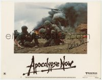 8p032 APOCALYPSE NOW signed LC #6 1979 by John Milius, who wrote the movie w/ Francis Ford Coppola!