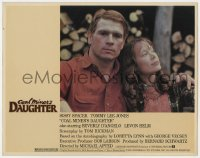 8p040 COAL MINER'S DAUGHTER signed LC 1980 by Sissy Spacek, as Loretta Lynn with Tommy Lee Jones!