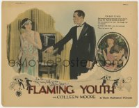 8p046 FLAMING YOUTH signed LC 1923 by Colleen Moore, who was too easy to hug!