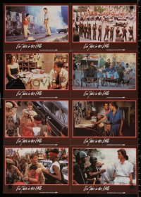 8r075 YEAR OF LIVING DANGEROUSLY #1 German LC poster 1983 Peter Weir, Mel Gibson, Sigourney Weaver!