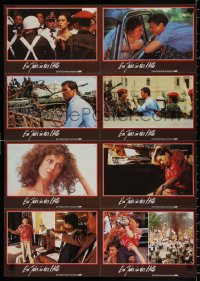 8r076 YEAR OF LIVING DANGEROUSLY #2 German LC poster 1983 Peter Weir, Mel Gibson, Sigourney Weaver!