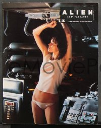 8r041 ALIEN 3 French LCs 1979 Ridley Scott sci-fi classic, different Sigourney Weaver and top cast!