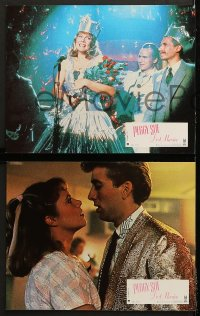 8r045 PEGGY SUE GOT MARRIED 6 style B French LCs 1987 Francis Ford Coppola, Turner gets to re-live her life