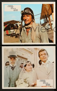 8r060 SHOUT AT THE DEVIL 10 French LCs 1976 Lee Marvin, Roger Moore & Barbara Parkins in Africa!