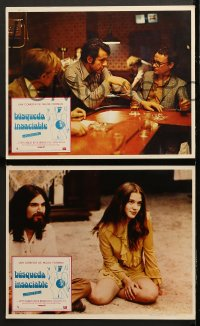 8r022 TAKING OFF 8 Mexican LCs 1971 Milos Forman's first American movie about running away!