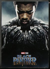 8r033 BLACK PANTHER 4 Swiss LCs 2018 Chadwick Boseman in the title role as T'Challa and top cast!