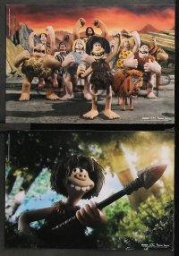 8r038 EARLY MAN 7 Swiss LCs 2018 Wallace & Gromit, Tom Hiddleston, Williams, meet Dug and Hobnob!