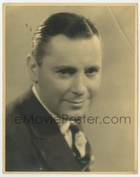 8s002 MURDER deluxe English 7.75x9.75 still 1930 Hitchcock, portrait of Herbert Marshall, ultra rare!