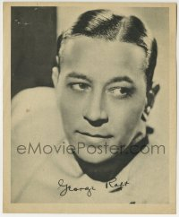 8s029 GEORGE RAFT 8x10 picture frame photo 1940s portrait of the tough guy actor in tuxedo!