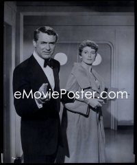 9h036 AFFAIR TO REMEMBER camera original 8x10 negative 1957 Cary Grant in tuxedo by Deborah Kerr!
