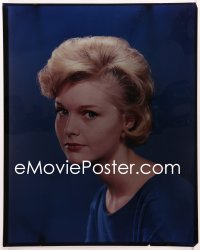 9h004 CAROL LYNLEY 16x20 transparency 1960s head & shoulders portrait of the pretty blonde!