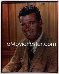 9h013 JAMES GARNER 16x20 transparency 1960s head & shoulders portrait of the handsome leading man!