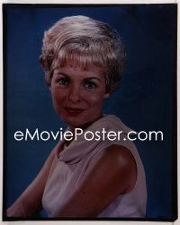 9h014 JANET LEIGH 16x20 transparency 1960s great head & shoulders portrait of the leading lady!