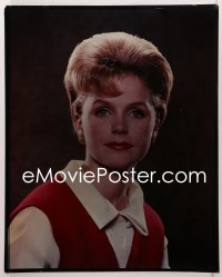 9h018 LEE REMICK 16x20 transparency 1960s head & shoulders portrait of the pretty leading lady!