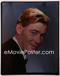 9h021 PETER O'TOOLE 16x20 transparency 1960s head & shoulders portrait of the English leading man!